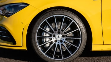 Mercedes-AMG CLA35 - wheels