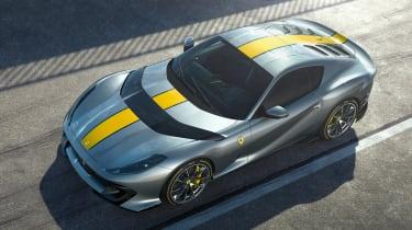 Ferrari 812 Competizione top