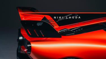 T.50s Niki Lauder - wing