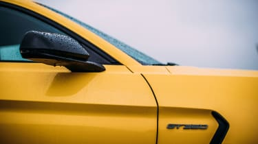 Ford Mustang Shelby GT350R - Door mirror