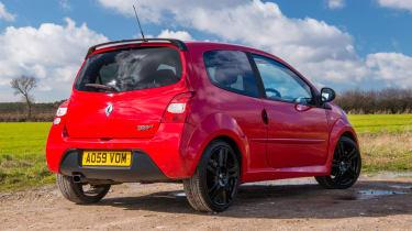 Renault Sport Twingo 133 – rear quarter