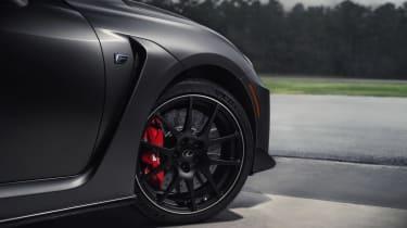 Lexus RC F Track Edition - wheels