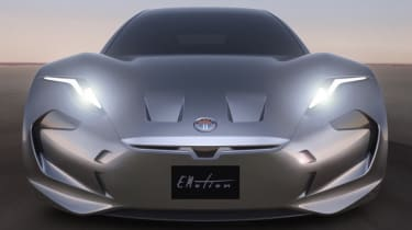 Fisker EMotion – front