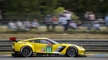 Le Mans 2017 Corvette