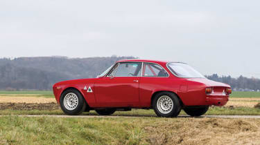 Alfa Romeo Giulia Sprint GTA - Rear