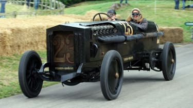 2012 Cholmondeley Pageant of Power Brutus