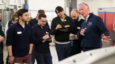 Aston Martin Racing – Paul Howarth