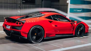 Novitec Ferrari F8 Tributo N-Largo