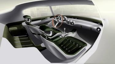 GTO Engineering Squalo interior