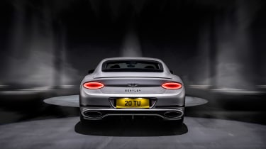 2021 Bentley Continental GT Speed - static tail