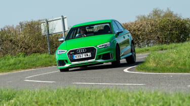 2019 Audi RS3 review – no longer the hottest of hatchbacks | Evo