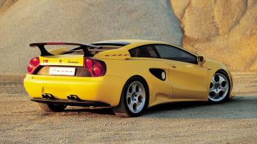 Lamborghini Cala joins 50th birthday road trip