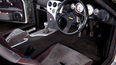 Noble M12 GTO interior