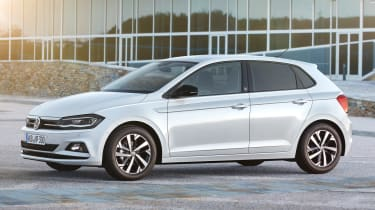 2017 Volkswagen Polo - Beats front static 2