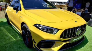 Mercedes-AMG A45 Goodwood 2019
