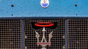 Maserati MC12 Versione Corse – front grille