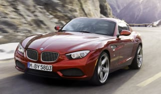 2012 BMW Zagato Coupe news and pictures