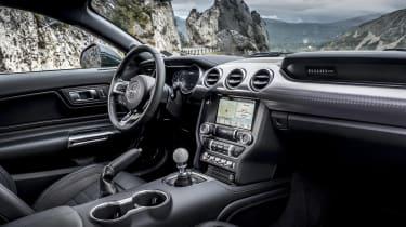 Ford Mustang Bullit interior