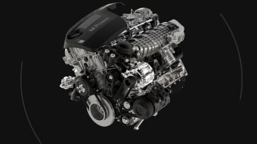 New BMW M3 and M4: 3-litre turbo straight six engine