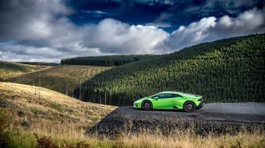 Lamborghini Huracán Evo RWD – static