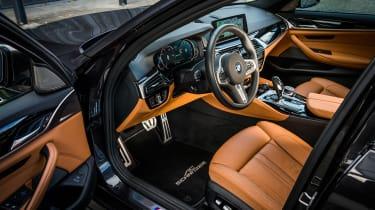 AC Schnitzer BMW M550i xDrive – interior