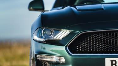 Ford Mustang Steve McQueen Bullitt Edition – headlight