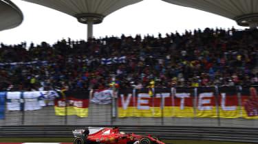 Formula 1: China - Ferrari