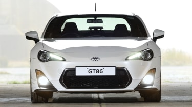 TRD-tuned Toyota GT86 confirmed for UK