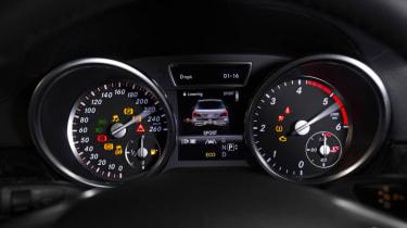 Mercedes GL350 Bluetec