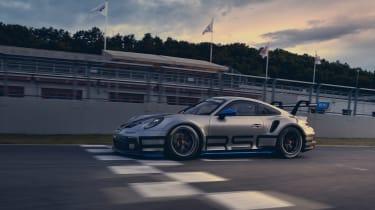992 Porsche 911 GT3 Cup side