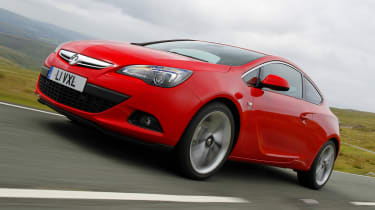 197bhp Vauxhall Astra GTC launched
