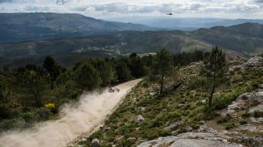 WRC Rally Portugal 2017 - M Sport Ford