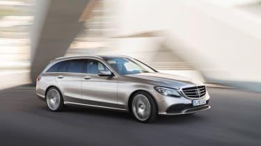 Mercedes-Benz C-class – side