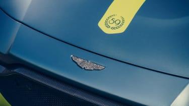 Aston Martin Vantage AMR revealed - bonnet