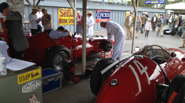 Maserati 250F by Russell Brewis (@fast_russ)