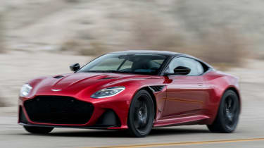 Aston Martin DBS Superleggera - front quarter