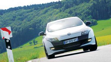 Renaultsport Megane 265 front