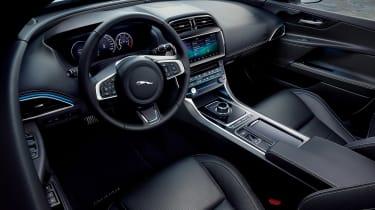 Jaguar XE Landmark -