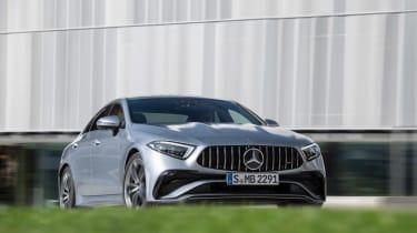 2021 Mercedes CLS53 – quarter