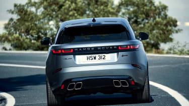 Range Rover Velar SV Auto - rear