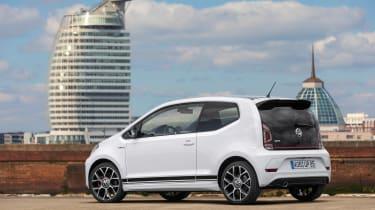 Volkswagen Up GTI - rear
