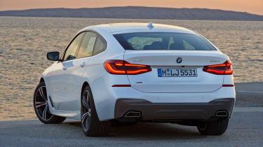 BMW 6-series GT - rear 3.4 static 4