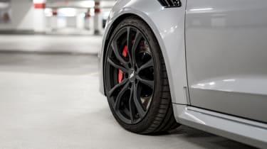 Abt tuned Audi RS3 wheel