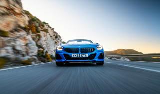 BMW Z4 20i - nose