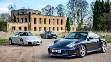 Affordable 911s
