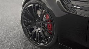 Brabus 650 Cabrio wheels