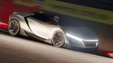 Honda Sports Vision Gran Turismo – night