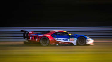 Le Mans 2017 - Ford GT Profile 4