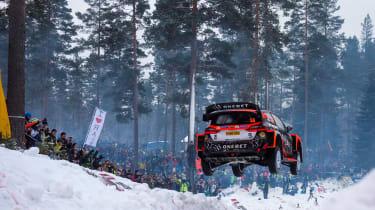 WRC Jumping Fiesta