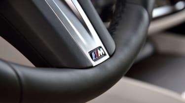 BMW 640i xDrive Gran Turismo - Steering wheel